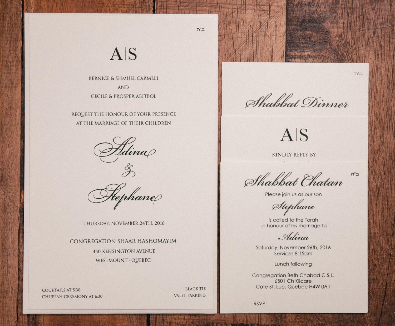 Traditionelle Hochzeit Einladungen traditionelle Einladungen   Etsy