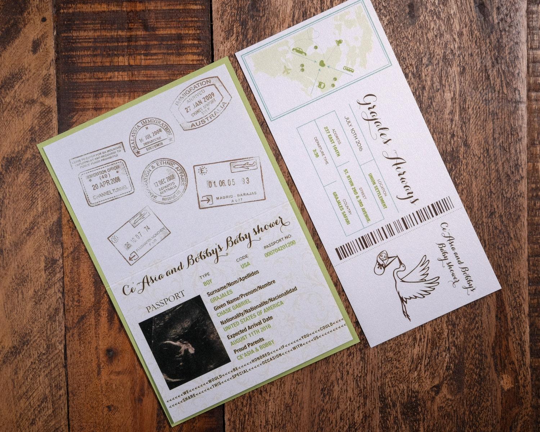 Stork baby shower invitation stork baby shower passport invitation gallery photo gallery photo gallery photo filmwisefo
