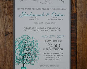 Tree Wedding Invitation, Tree Wedding Invitations, Tree Invitation, Trees Invitation, Tree Invitations, beautiful Tree Wedding Invitations