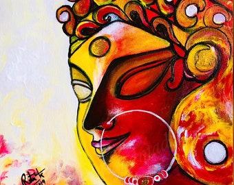 Maa Durga Etsy