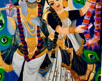 Soulmates -Radha Krishna