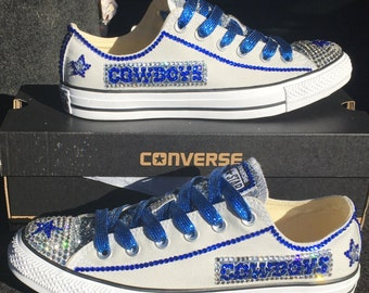 Dallas Cowboys Converse Shoes-Simply Brilliant! Must haves 6cabdf4f3