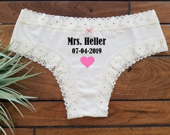 d4a9a7a9ba0 Personalized panties