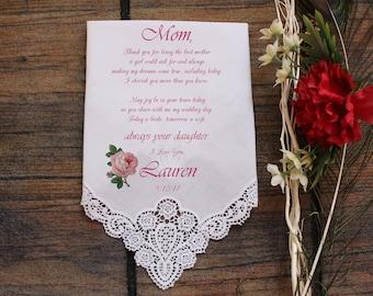 Mother of the Bride Handkerchief-Wedding Hankerchief-PRINTED-CUSTOMIZED-Wedding Hankies-Mother of the Bride Gift-LS14ViCAC[14]