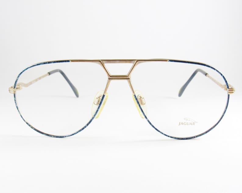 fd68a8cf874 Vintage Eyeglasses Jaguar Mens Eyewear Aviator Sunglasses