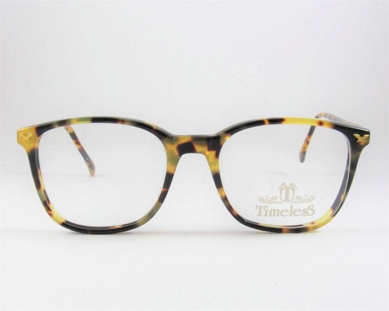fa8ef2526f36 Vintage Eyeglasses Timeless 101 Glasses Frame Mens Glasses