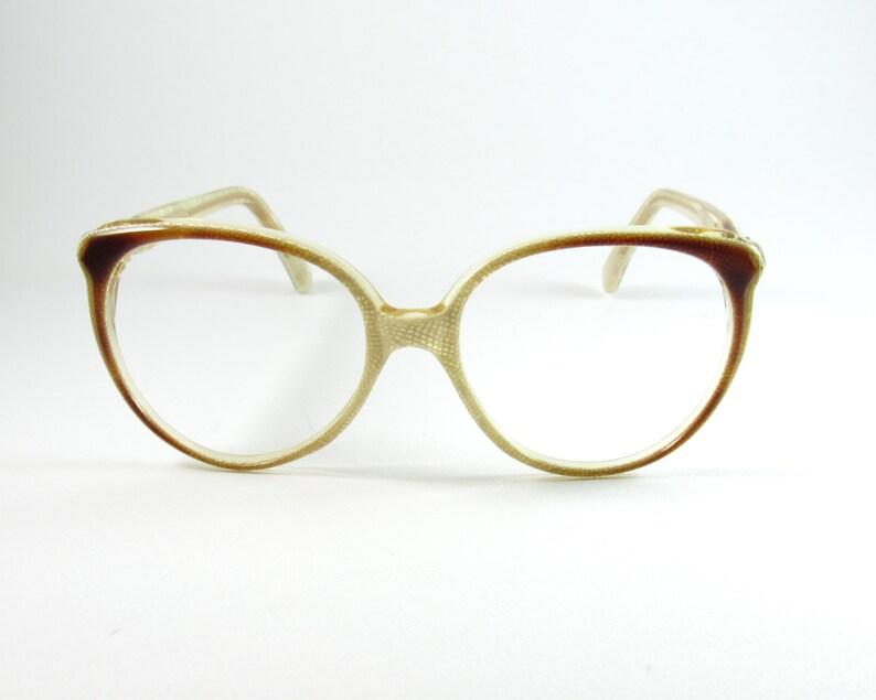 47c97b47fc24d Vintage Eyeglasses Valentino 004 Cat Eye Glasses 70s