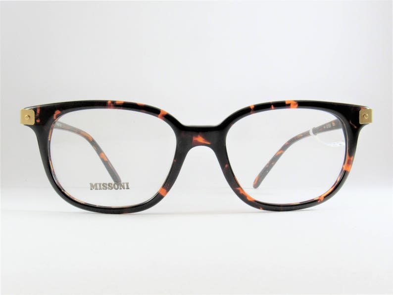 dfa0333feccc Vintage Eyeglasses Missoni Men s Glasses Frames 80s