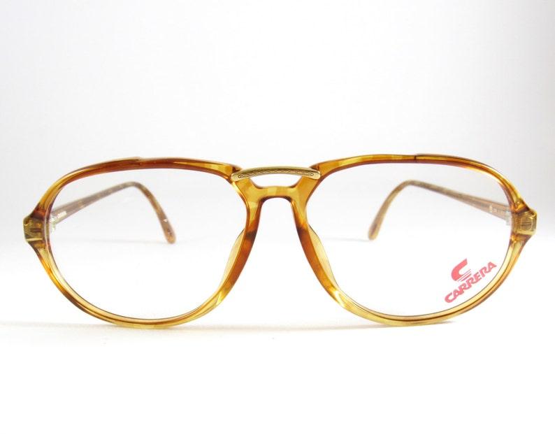a4fef05d5ceca Vintage Glasses Carrera Aviator Eyeglasses Men s
