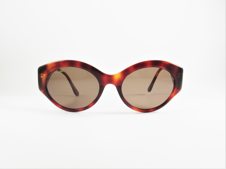 dae083a4c5 Cat Eye Sunglasses 80s Sunglasses Retro Sunglasses Designer