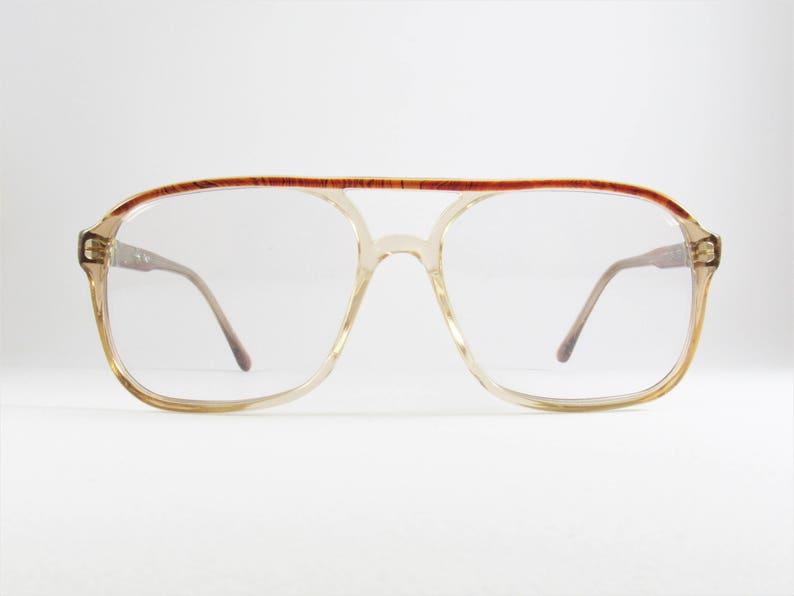 07a8e517188 Vintage Eyeglasses Gift for Him 70s Vintage Aviator