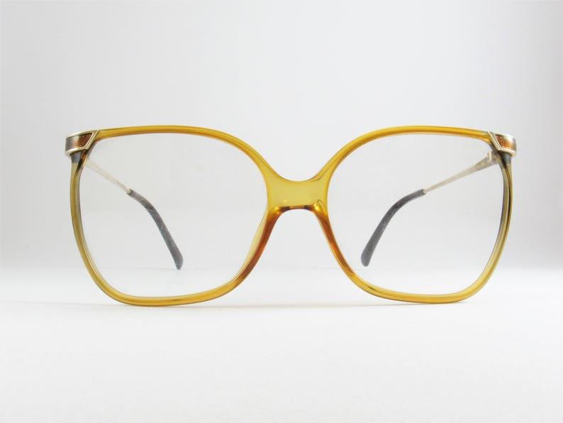 67f025e1292 Vintage Eyewear Christian Dior 2221 80s Oversized Glasses