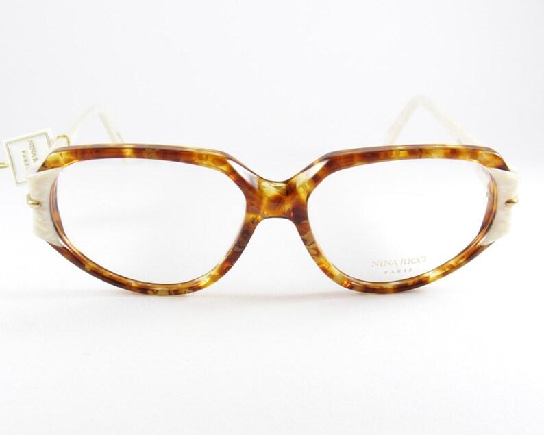 c4f20c56de09 Vintage Glasses Nina Ricci Womens Glasses Optical Glasses
