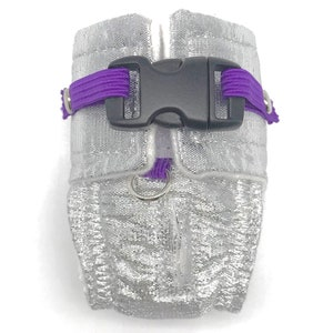 washable beautifully made With Buckle Diapers for Marmosets-reusable D-Ring and Optional 36 Lead