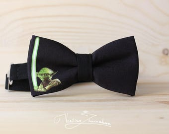 Yoda, Star Wars Bow tie - Bowtie star wars