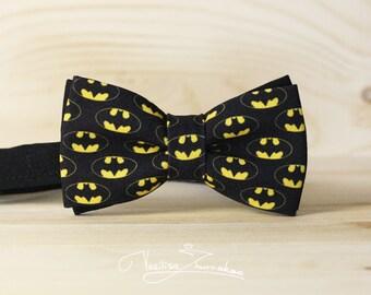 Batman Bow tie - Bowtie marvel comics,  Superhero