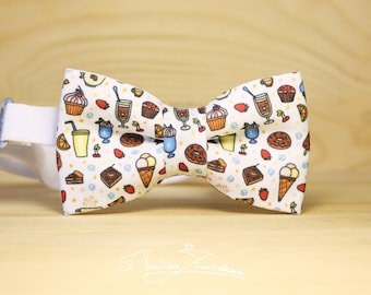 sweet food bow tie - bowtie