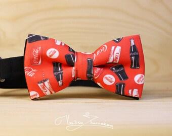Bow tie - Bowtie Cola