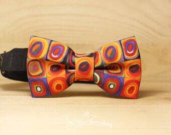 Wassily Kandinsky Bow tie - Bowtie