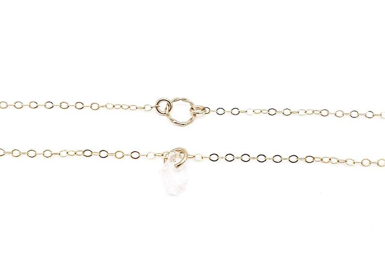 Boho Rose Quartz Necklace Rose Quartz Boho Necklace 14k Gold Rose Quartz Necklace Gifts Quartz Jewelry Quartz Necklace Boho Jewelry