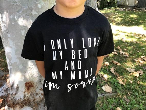 Des tee-shirts hip hop pour les enfants des