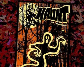 HAUNT - Issue 7 - Halloween fanzine