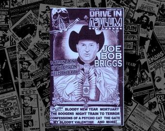 DRIVE-IN ASYLUM -- Issue #14 -- February 2019 -- Joe Bob Briggs