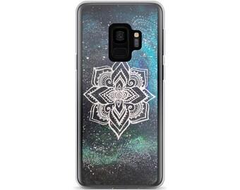 Galaxy Mandala Samsung Case * Intention Mandala Intuitive Art Phone Case