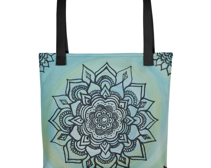Dream Speak Tote bag