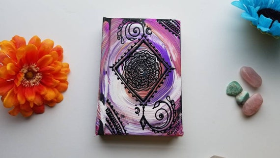 """Love Letter Intention Sketchbook 