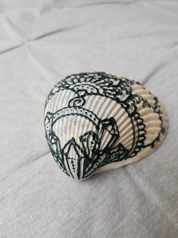 Seashell Crystal Mandala