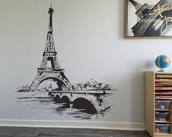 Paris Wall Decor | Etsy