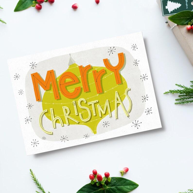 Schriftzug Frohe Weihnachten Zum Ausdrucken.Merry Christmas Karte Karte Weihnachten Schriftzug Frohe Weihnachten Schriftzug Drucke Christbaumkugel Mid Century Modern Weihnachten Drucken