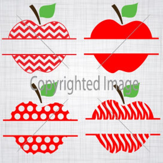 Apple Svg Teacher Svg Digital File Cut File Teacher Gifts Etsy
