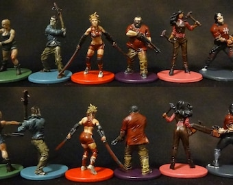 Zombicide Season 2 - Prison Outbreak (Painted)