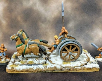 Celtic Warriors Miniatures (from the out-of-print Celtos line)