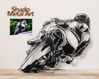 Custom Gift For Motorcycle Rider