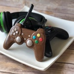 Chocolate Video Game Controller , Chocolate Playstation Controller, Chocolate Game Controller, Chocolate Video Games, Gamer Gift