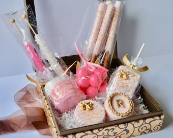 Chocolate, Gift for Her, Birthday, Gift Box, Gift for Mom, Girlfriend Gift, Birthday Gift, Birthday Gift for Friend, Birthday Gift for Mom
