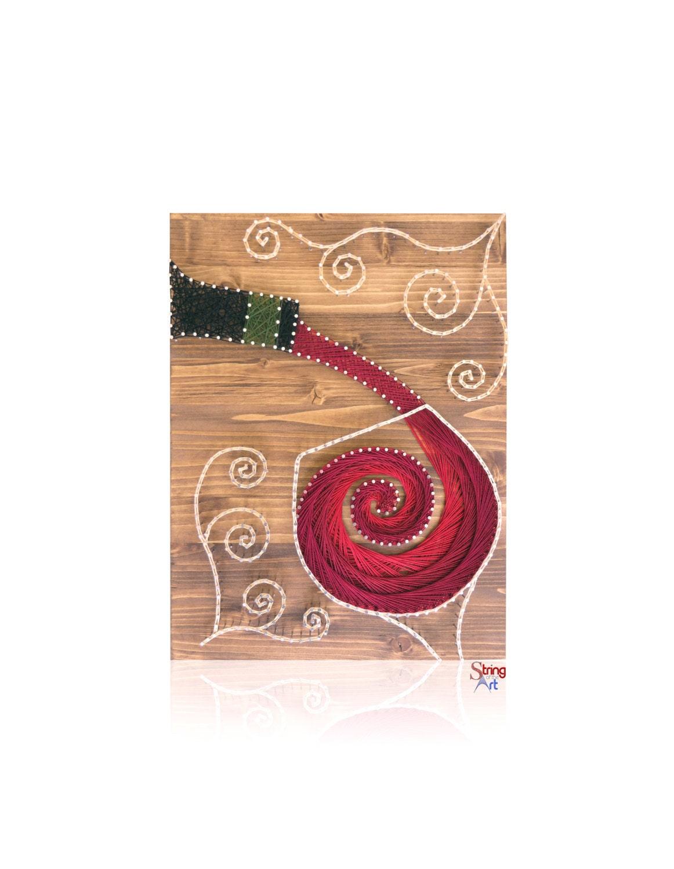 zoom Wine String Art Kit Wine String