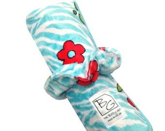 Lazy Daisy Minky Roll N Go Changing Pad