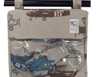 Vintage Airplanes 3 Hour Bag