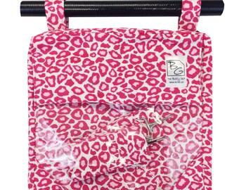 Hot Pink Cheetah 3 Hour Bag