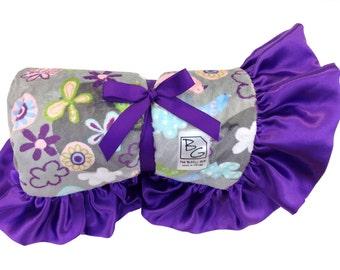 Springtime Deluxe Minky Blanket