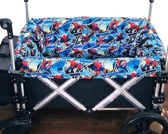 Spiderman Stroller Wagon Liner For Keenz