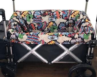 Avengers Vintage Stroller Wagon Liner For Keenz