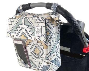 Aztec Blue 3 Hour Diaper Bag