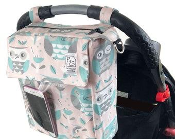 Pretty Owls 3 Hour Diaper Bag