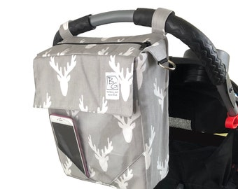Gray Moose 3 Hour Diaper Bag