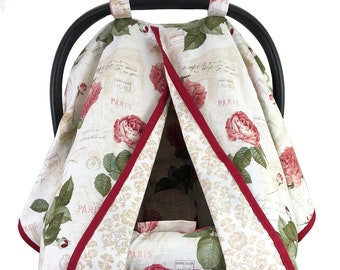 Chantal Car Seat Tent -  Car Seat Canopy